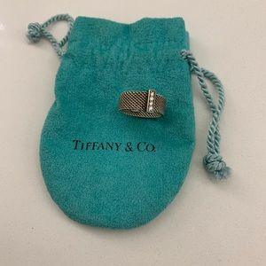 Tiffany & Co. Jewelry - Tiffany & Co Diamond Somerset Ring